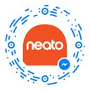 First robot vacuum to support FB chatbot with Neato Chatbot