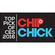 Chip Chick Top Pick of CES 2016