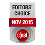 Cnet Editor's Choice November 2015