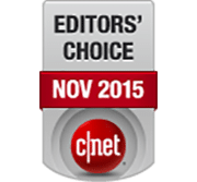CNET Editor's Choice 2015