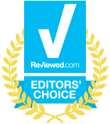 Reviewed.com D7 Editors' Choice Award