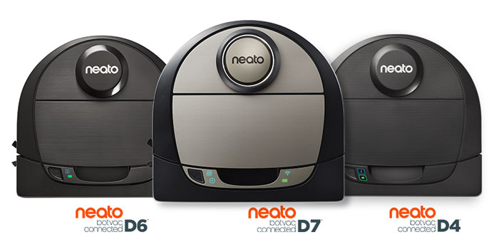 Neato Botvac Connected Series