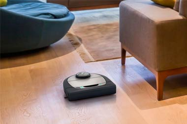 Smart Home Robot Vacuum