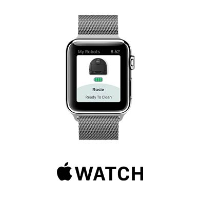 Neato Apple Watch Integration