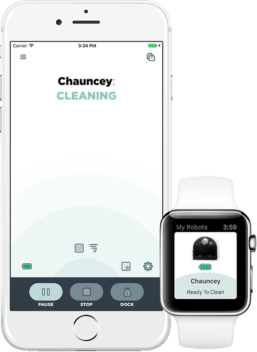 Clean anywhere with the Neato app and a Connected robot