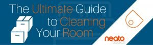Room cleaning tips and checklist to keep you motivated and organized!